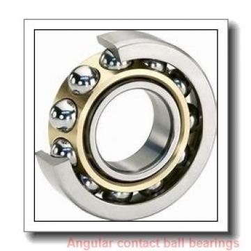 1.378 Inch   35 Millimeter x 2.835 Inch   72 Millimeter x 1.063 Inch   27 Millimeter  SKF 3207 E/C3  Angular Contact Ball Bearings