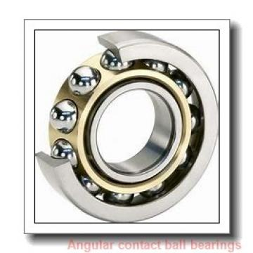 60 mm x 110 mm x 36,53 mm  TIMKEN 5212K  Angular Contact Ball Bearings