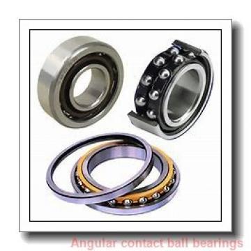 4.724 Inch   120 Millimeter x 8.465 Inch   215 Millimeter x 1.575 Inch   40 Millimeter  SKF QJ 224 N2MA/C3  Angular Contact Ball Bearings