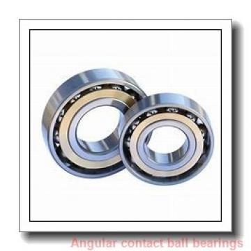 180 mm x 320 mm x 52 mm  SKF 7236 BCAM  Angular Contact Ball Bearings