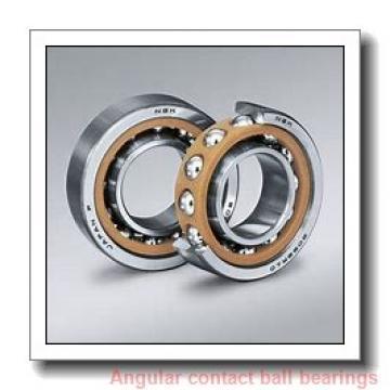 4.331 Inch | 110 Millimeter x 9.449 Inch | 240 Millimeter x 1.969 Inch | 50 Millimeter  SKF QJ 322 N2MA/C2L  Angular Contact Ball Bearings