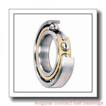 0.984 Inch   25 Millimeter x 2.047 Inch   52 Millimeter x 0.811 Inch   20.6 Millimeter  SKF 3205 EW/VS112  Angular Contact Ball Bearings