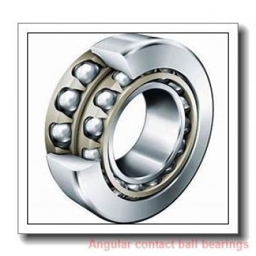 75 mm x 130 mm x 41,28 mm  TIMKEN 5215  Angular Contact Ball Bearings