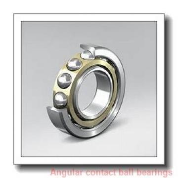 95 mm x 200 mm x 45 mm  SKF 7319 BEGBY  Angular Contact Ball Bearings