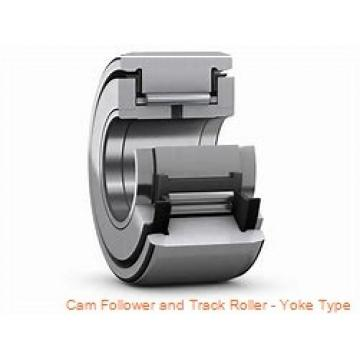 CONSOLIDATED BEARING NATV-12X  Cam Follower and Track Roller - Yoke Type
