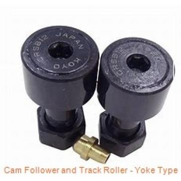 CONSOLIDATED BEARING NATV-50X  Cam Follower and Track Roller - Yoke Type