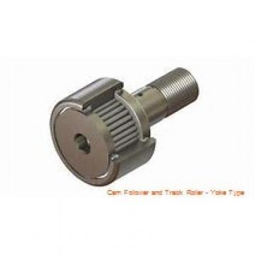 INA LFR5207-30-2Z  Cam Follower and Track Roller - Yoke Type