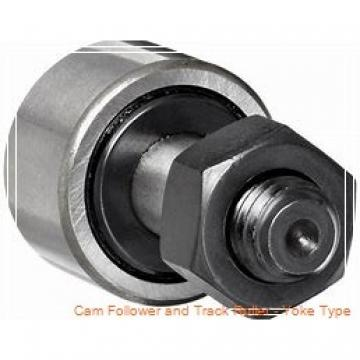 CONSOLIDATED BEARING NATR-6X  Cam Follower and Track Roller - Yoke Type