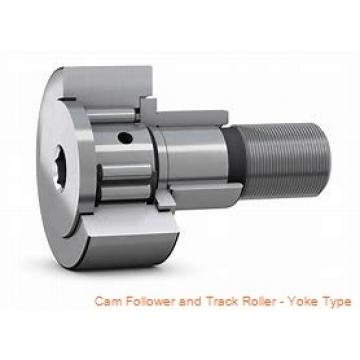 CONSOLIDATED BEARING NUTR-25X  Cam Follower and Track Roller - Yoke Type