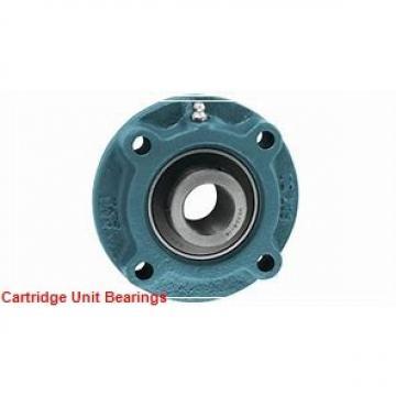 QM INDUSTRIES QAMC15A075SEM  Cartridge Unit Bearings