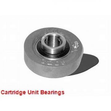 QM INDUSTRIES QAAMC13A207SEC  Cartridge Unit Bearings