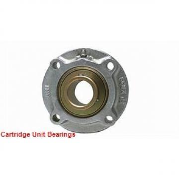 QM INDUSTRIES QVMC20V307SEO  Cartridge Unit Bearings