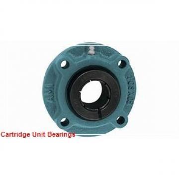 QM INDUSTRIES QAAMC18A308ST  Cartridge Unit Bearings