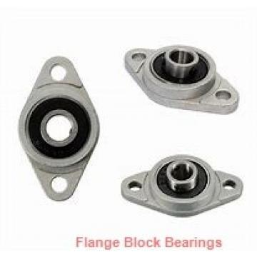 LINK BELT FX3S212E1K75  Flange Block Bearings
